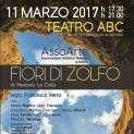 """ASSO AR.TE IN SCENA A CATANIA CON """"FIORI DI ZOLFO"""""""