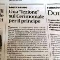 L'evento: il Principe di Monaco a Mazzarino discusso all'Università di Winchester dal Presidente Raneri