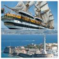 La Vespucci ospita l'A.n.c.i.c. a bordo